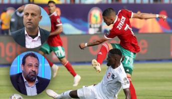 """نجوم الكرة المصرية سابقا يتحدثون عن أداء """"الأسود"""" أمام ناميبيا"""