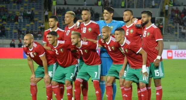 """المنتخب المغربي يتراجع في التصنيف الجديد لـ """"الفيفا"""""""