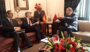 """وزير الداخلية الإسباني يؤكد أن التعاون بين الأجهزة الأمنية بكل من إسبانيا والمغرب """"مثالي ونموذجي"""""""
