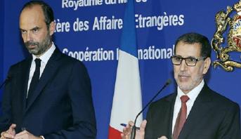 Paris: El Otmani souligne l'excellence des relations entre le Maroc et la France
