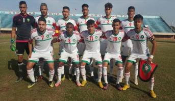 Football/amical: match nul du Maroc (U23) face à la Gambie (1-1)