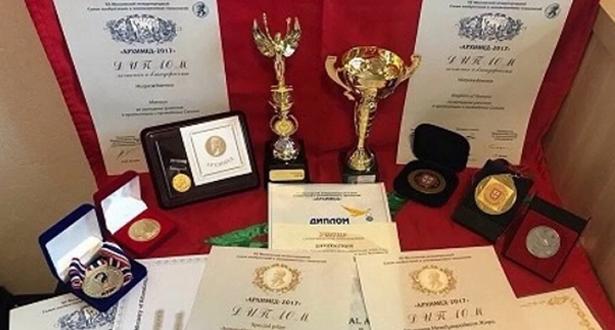 المغرب يحرز على ثلاث ميداليات ذهبية في المعرض الدولي للاختراعات