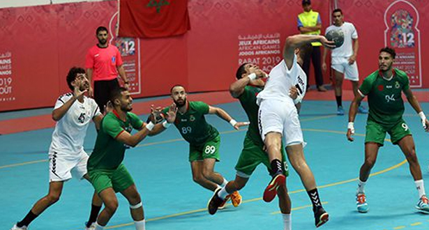 Handball : le Maroc s'incline face à la Tunisie en amical de la CAN 2020