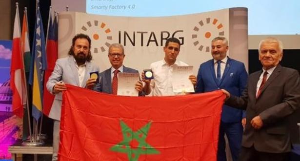 المغرب يحرز 11 ميدالية في معرض إسطنبول الدولي للاختراعات