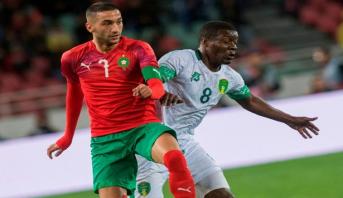 Maroc-Mauritanie: le suspens reste entier à la mi-temps (0-0)