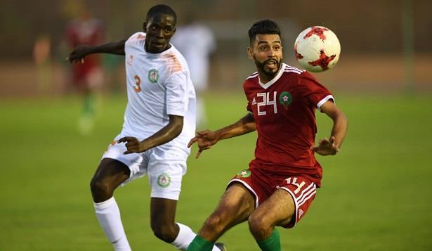 المنتخب الوطني للاعبين المحليين يتفوق على نظيره النيجري