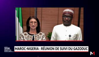 Nigeria-Maroc: réunion à Abuja du comité de pilotage du gazoduc
