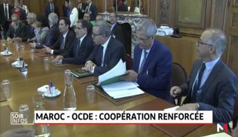 Maroc-OCDE: nouvelle dynamique aux relations de coopération