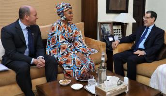 الرباط .. مؤسسة دولية تقدم لرئيس الحكومة مكونات مبادرة تتعلق بصحة وسلامة الشباب