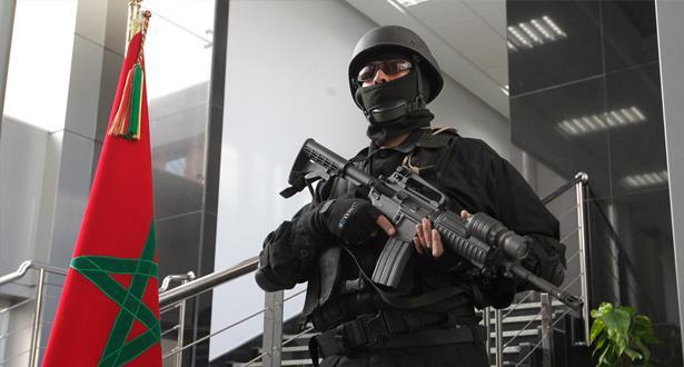الإشادة بالتعاون الأمني المغربي في مجال مكافحة الإرهاب