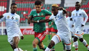 تصفيات كأس أمم إفريقيا .. إقصاء المنتخب الأولمبي المغربي رغم فوزه على الكونغو الديمقراطية