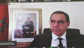 المغرب يؤكد في الاتحاد الافريقي على ضرورة احترام الشرعية الدولية وحسن الجوار ومكافحة النزعات الانفصالية من أجل سلام دائم في إفريقيا