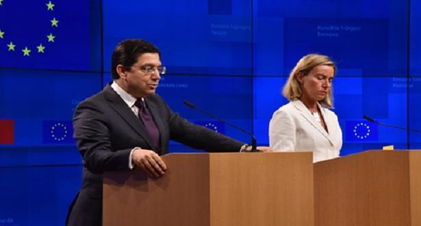 Mogherini: l'UE et le Maroc adoptent un langage commun sur la question du Sahara