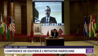 Conférence ministérielle de soutien à l'autonomie: fort appui à l'initiative marocaine