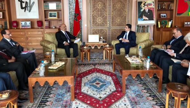 وزير الخارجية اليمني يؤكد على موقف بلاده الثابت من الوحدة الترابية للمملكة