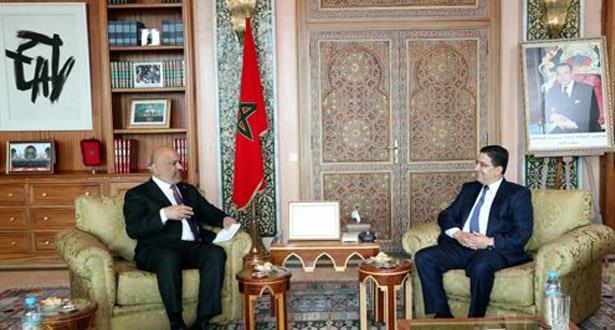ناصر بوريطة  يجدد تأكيد موقف المغرب الداعم للشرعية الدستورية في اليمن