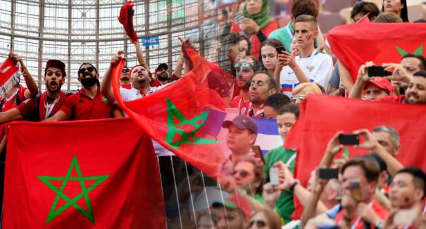 CAN: les supporters marocains affluent en masse au Caire