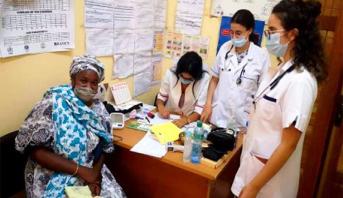 ائتلاف الأطباء المغاربة بالسنغال: فحوصات مجانية لفائدة ساكنة دكار