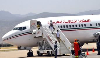 Marocains bloqués à l'étranger : Arrivée à l'aéroport de Béni Mellal d'un groupe de 152 personnes en provenance d'Égypte