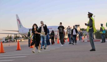 المغاربة العالقون في الخارج .. إعادة مجموعة جديدة من فرنسا