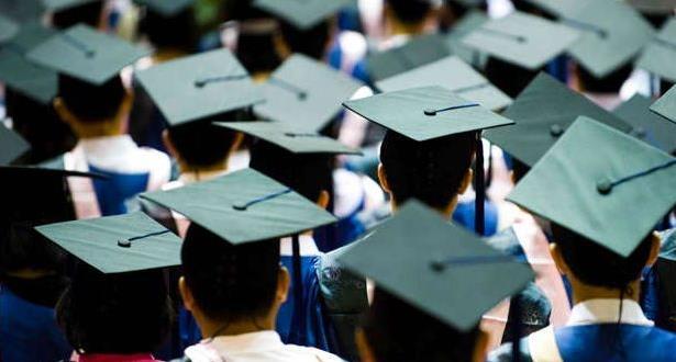 المغاربة يتصدرون عدد الطلبة الاجانب بفرنسا سنة 2017