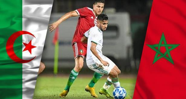 رسميا .. تشكيلة المنتخب المغربي للمحليين أمام نظيره الجزائري
