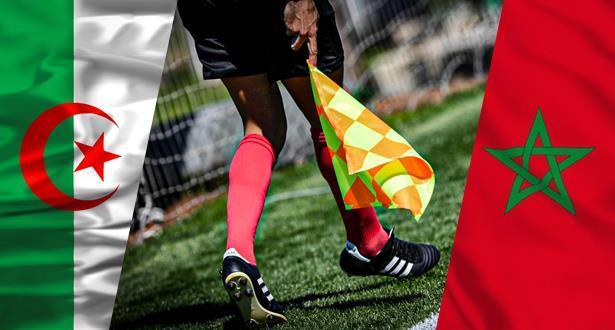 إقصائيات كأس إفريقيا للأمم للمحليين 2020 : تعيين حكم مباراة المغرب والجزائر
