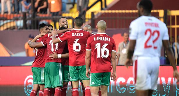 """المغرب - ناميبيا .. """"الكاف"""" تختار أفضل لاعب في المباراة"""