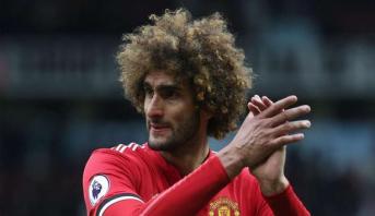 Covid-19: le footballeur Marouane Fellaini testé positif