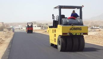 Route reliant Marrakech à Ouarzazate : la circulation est interrompue dans certaines sections