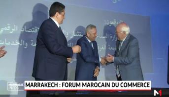 Marrakech: forum marocain du commerce