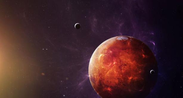 الناسا..أولى علامات وجود حياة في المريخ منذ 3 مليارات سنة