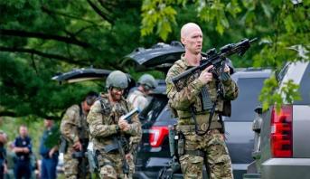 أربعة قتلى بينهم مطلقة النار في ولاية ميريلاند الأميركية