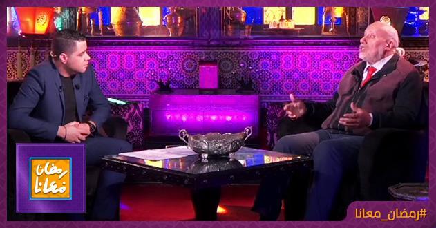 """الفنان عبد القادر مطاع يتحدث عن """"مدرسة المشاغبين"""" في نسختها المغربية قبل مصر"""