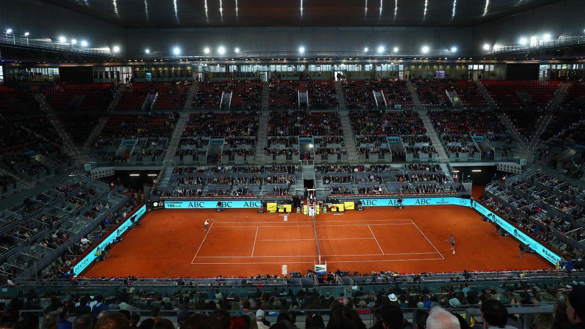 Tennis: le Masters 1000 de Madrid étendu à deux semaines en 2021