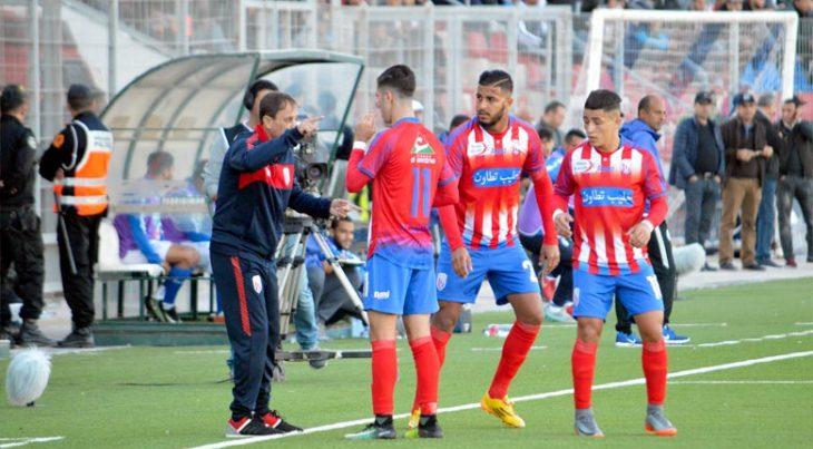 Deux joueurs du Moghreb de Tétouan testés positifs au Covid-19