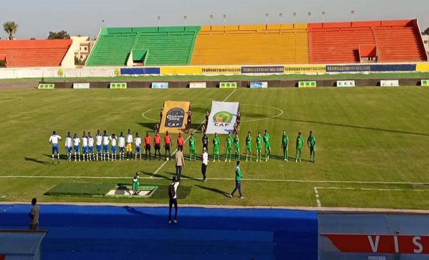 Ligue des champions de la CAF : Le Raja Casablanca et Teungueth du Sénégal font match nul (0-0)