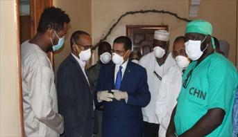 فيروس كورونا بموريتانيا .. تسجيل أول وفاة وتماثل حالتين للشفاء