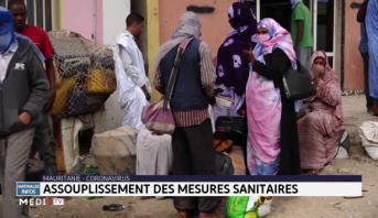 Mauritanie: assouplissement des mesures sanitaires