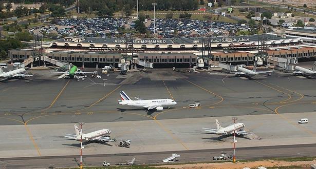 14 millions de passagers par an, nouvelle capacité de l'aéroport international Mohammed V de Casablanca