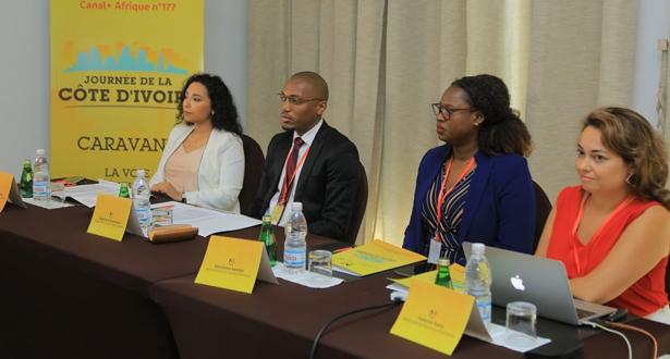 Medi1TV Afrique lance la Journée de la Côte d'Ivoire, deuxième escale de la Caravane « La Voie du Co-Développement »