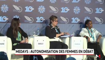 Medays: l'autonomisation des Femmes en débat