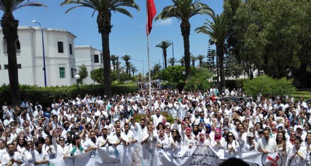Dossier des étudiants en médecine: le gouvernement salue la signature d'un procès-verbal mettant fin au mouvement de grèves
