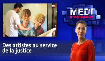 Medi Investigation > Des artistes au service de la justice