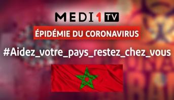 Coronavirus : MEDI1TV lance une campagne de mobilisation nationale pour sensibiliser, informer et rassurer les citoyens