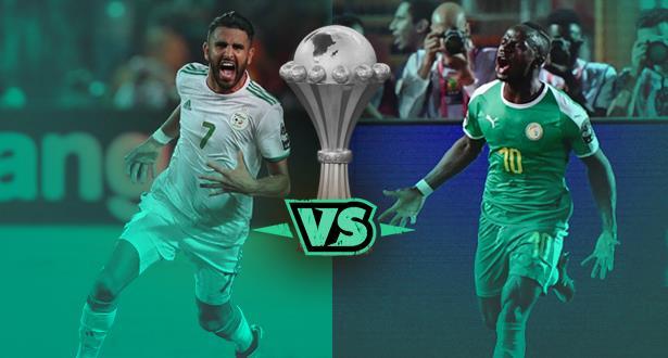 أمم إفريقيا 2019: الجزائر والسنغال في نهائي إرادة وانتظار طويل