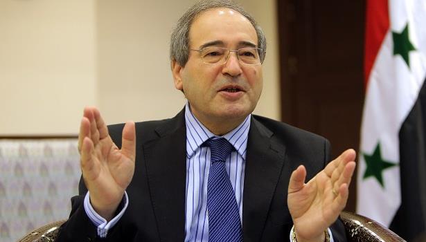 تعيين فيصل المقداد وزيرا لخارجية سوريا