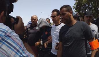 En images: reconstitution du meurtre d'un enfant à Meknès