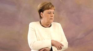 ميركل تصاب بنوبة ارتعاش جديدة عشية اجتماع مجموعة العشرين