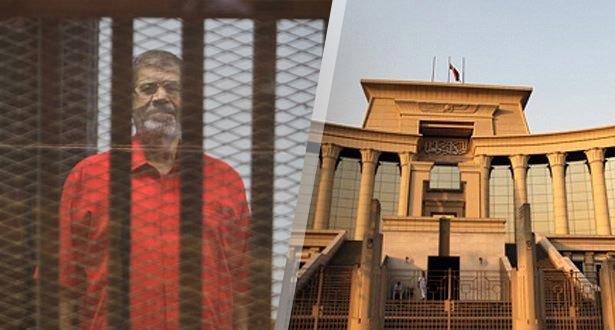 النيابة العامة المصرية تكشف تفاصيل وفاة محمد مرسي